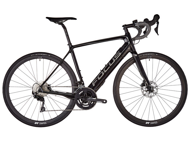 FOCUS Paralane² 9.7 E-Road Bike black